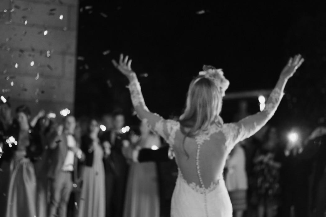 la boda bonita de rocio y jose