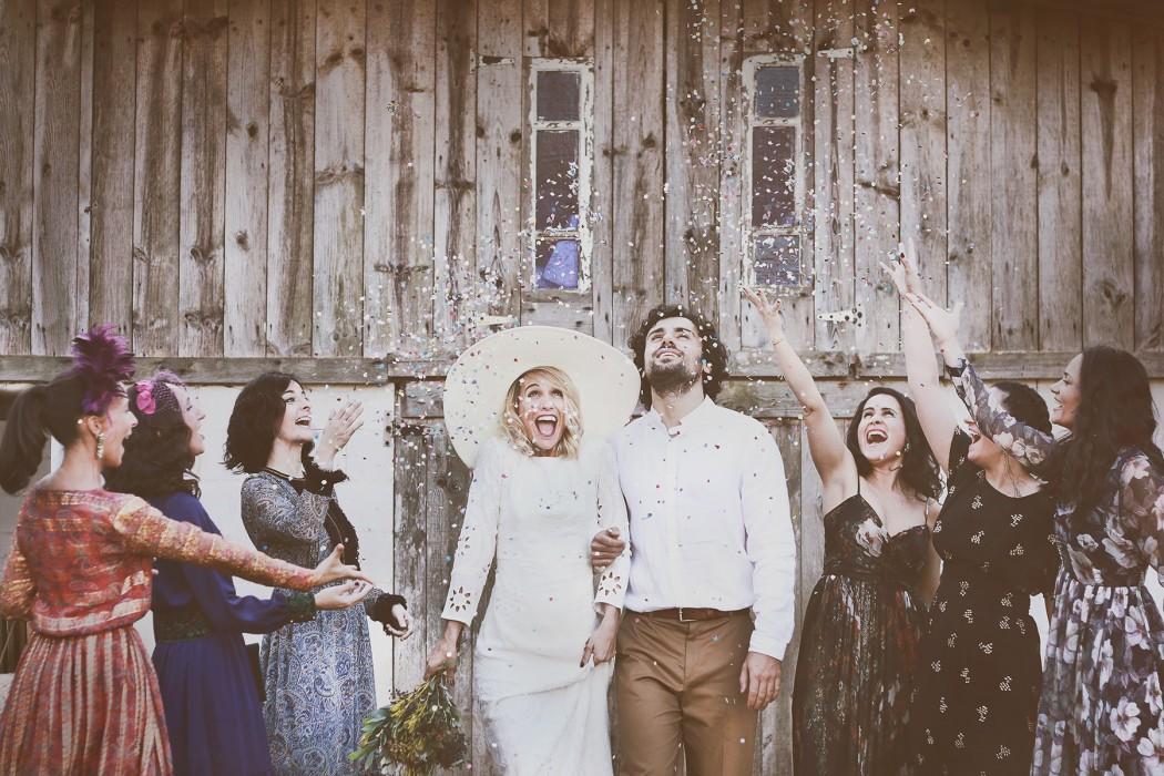 La boda del Granero