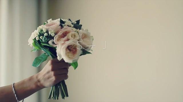 El vídeo de boda de S+J