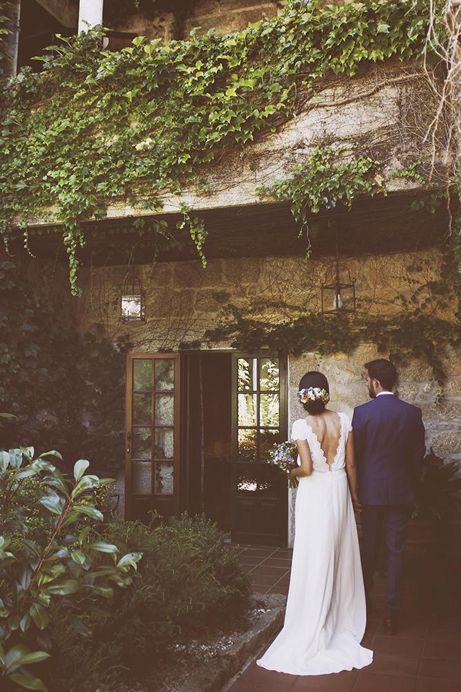 Una pequeña boda en la Rectoral de Cobres, M+A